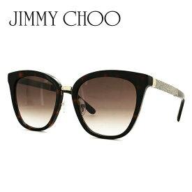【訳あり】ジミーチュウ サングラス JIMMY CHOO FABRY/S KBE/JS 53サイズ 国内正規品 ウェリントン ユニセックス メンズ レディース