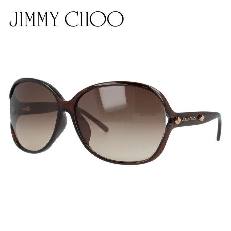 ジミーチュウ サングラス アジアンフィット JIMMY CHOO SOL FS TBG/D8 64サイズ 国内正規品 バタフライ ユニセックス メンズ レディース