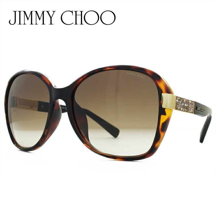 ジミーチュウ サングラス アジアンフィット JIMMY CHOO ALANA/FS EYF/JD 59サイズ バタフライ ユニセックス メンズ レディース