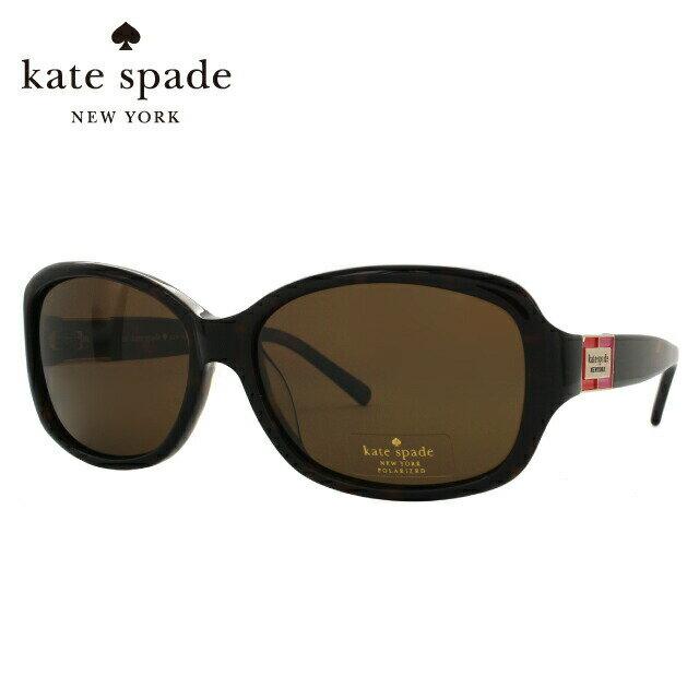 ケイトスペード サングラス kate spade レディースサングラス 偏光サングラス レギュラーフィット ANNIKA/S 86P/VW 56サイズ 国内正規品 オーバル