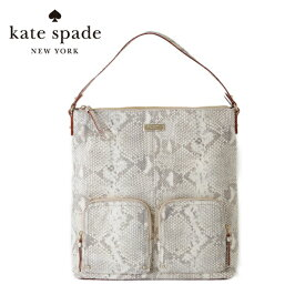 ケイトスペード バッグ kate spade レディースバッグ ハンドバッグ PXRU1712-026 LACASITA SNAKE ホワイト