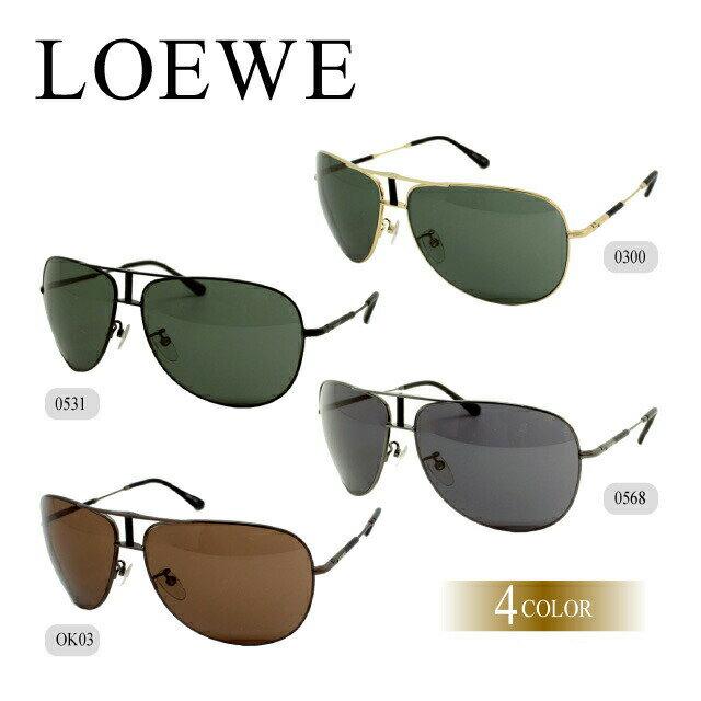 ロエベ サングラス LOEWE 国内正規品 SLW275 全4カラー レディース 女性 ブランドサングラス メガネ UVカット カジュアル ファッション 人気