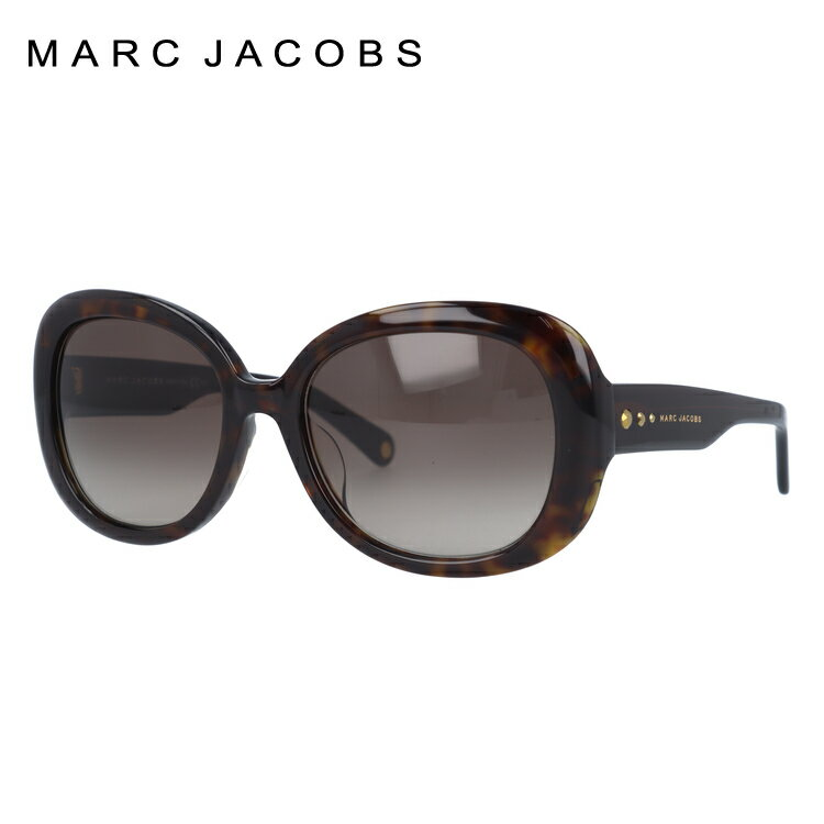マークジェイコブス サングラス MARC JACOBS レディースサングラス アジアンフィット MARC 97/FS VIY/HA 55サイズ 国内正規品 オーバル