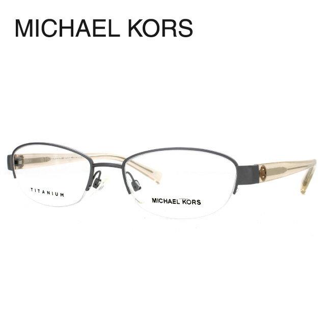 マイケルコース メガネフレーム 伊達メガネ アジアンフィット MICHAEL KORS MK3009TD 103 53サイズ 国内正規品 オーバル ユニセックス メンズ レディース