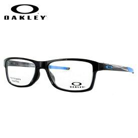 オークリー メガネ 国内正規品 OAKLEY 眼鏡 シャンファーMNP OX8089-0256 56 ポリッシュドブラックインク/ブルー アジアンフィット 交換用ノーズパッド 交換用オークリーアイコン CHAMFER MNP メンズ レディース スポーツ アイウェア ギフト