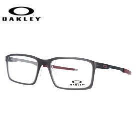 オークリー メガネ 国内正規品 OAKLEY 眼鏡 スティールラインS OX8097-0254 54 マットブラックインク レギュラーフィット Steel Line S メンズ レディース スポーツ アイウェア ギフト