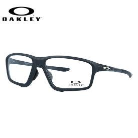 【海外正規品】オークリー メガネ OAKLEY 眼鏡 クロスリンクゼロ OX8080-0758 58 サテンブラックリフレクティブ アジアンフィット CROSSLINK ZERO HALO BLACK COLLECTION メンズ レディース スポーツ アイウェア ギフト