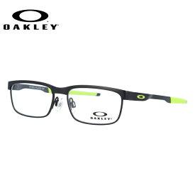 【ジュニア・ユース(子供用)】オークリー メガネ OAKLEY 眼鏡 スティールプレートXS 伊達メガネ OAKLEY STEEL PLATE XS OY3002-0446 46サイズ スクエア レディース【国内正規品】