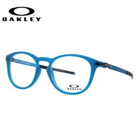 オークリー OAKLEY メガネフレーム おしゃれ老眼鏡 PC眼鏡 スマホめがね 伊達メガネ リーディンググラス 眼精疲労 ピッチマンR レギュラーフィット PITCHMAN R OX8105-1050 50サイズ ウェリントン ユニセックス メンズ レディース【海外正規品】