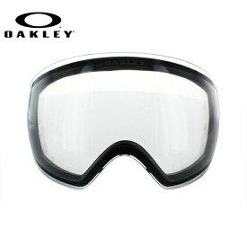 【マラソン期間ポイント2倍】OAKELY FLIGHT DECK オークリー ゴーグル スノーゴーグル 交換用レンズ スペアレンズ フライトデッキ 59-774 眼鏡対応 メット対応 メンズ レディース スキーゴーグル スノーボードゴーグル ギフト