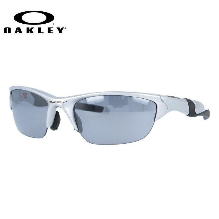 オークリー サングラス OAKLEY HALF JACKET2.0 ハーフジャケット2.0 OO9153-02 Silver / Slate Iridium アジアンフィット ユニセックス【ハーフジャケット2.0】