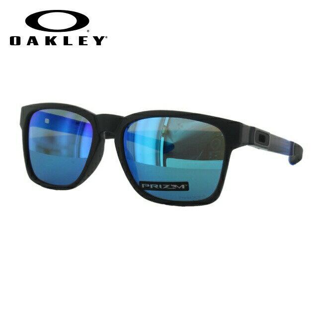 オークリー OAKLEY サングラス カタリスト OO9272-2255 56サイズ アジアンフィット CATALYST 偏光レンズ プリズムレンズ メンズ レディース スポーツ アイウェア