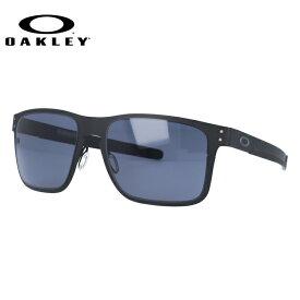 オークリー サングラス ホルブルック メタル OAKLEY HOLBROOK METAL OO4123-0155 55サイズ スクエア ユニセックス メンズ レディース ギフト【国内正規品】【Grey】