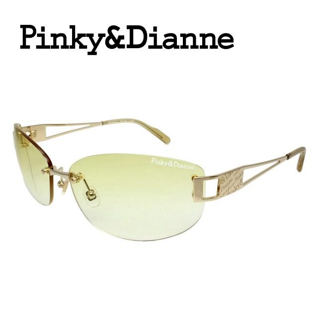 ピンキー&ダイアン サングラス PINKY&DIANNE PD2229-4 レディース 女性 ブランドサングラス メガネ UVカット カジュアル ファッション 人気