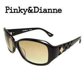 ピンキー&ダイアン サングラス PINKY&DIANNE PD2305-2 レディース 女性 ブランドサングラス メガネ UVカット カジュアル ファッション 人気 ギフト