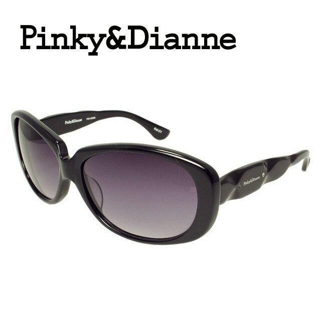 ピンキー&ダイアン サングラス PINKY&DIANNE PD2306-1 レディース 女性 ブランドサングラス メガネ UVカット カジュアル ファッション 人気