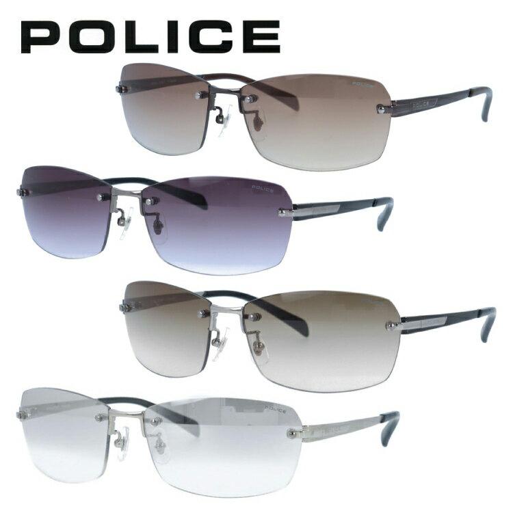 ポリス サングラス POLICE SPL269J 0K03/568N/583X/584V 60 アジアンフィット メンズ レディース UVカット メガネ ブランド POLICE ポリスサングラス 父の日 ギフト