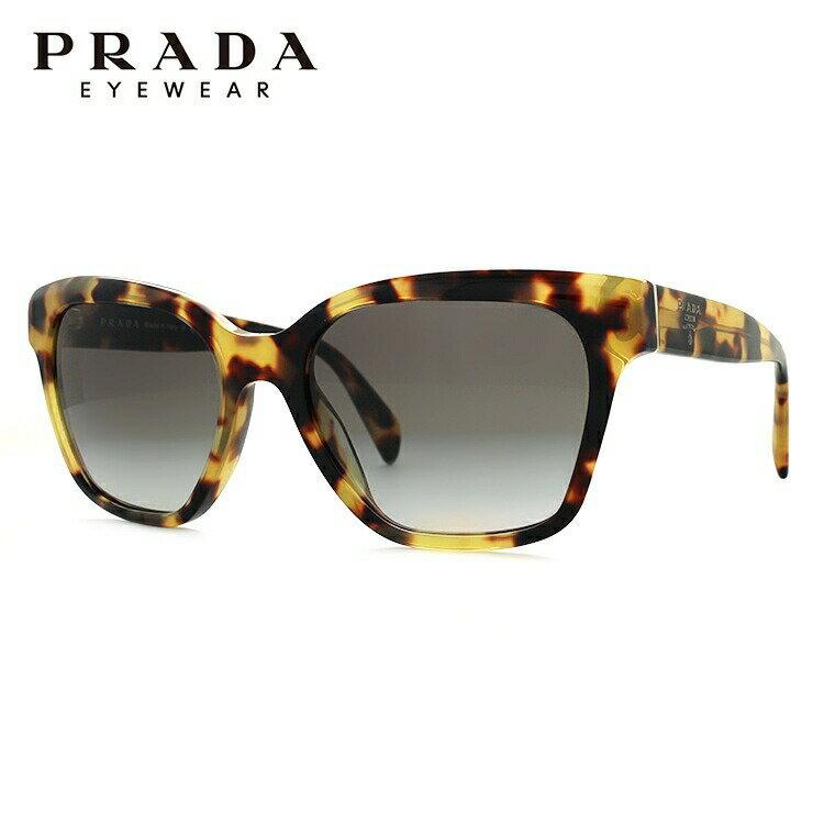 プラダ サングラス レギュラーフィット PRADA PR11SS 7S00A7 53サイズ 国内正規品 ウェリントン ユニセックス メンズ レディース
