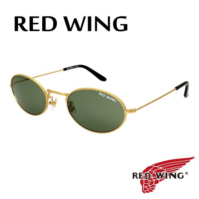 レッドウィング サングラス RED WING RW-002 1 ガラスレンズ メンズ レディース UVカット メガネ ブランド