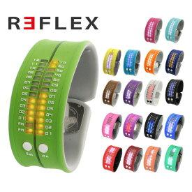 リフレックス 腕時計 REFLEX PD0019 全19カラー LED デジタル ウォッチ Digital Watch シリコン クォーツ 男女兼用 ユニセックス ギフト