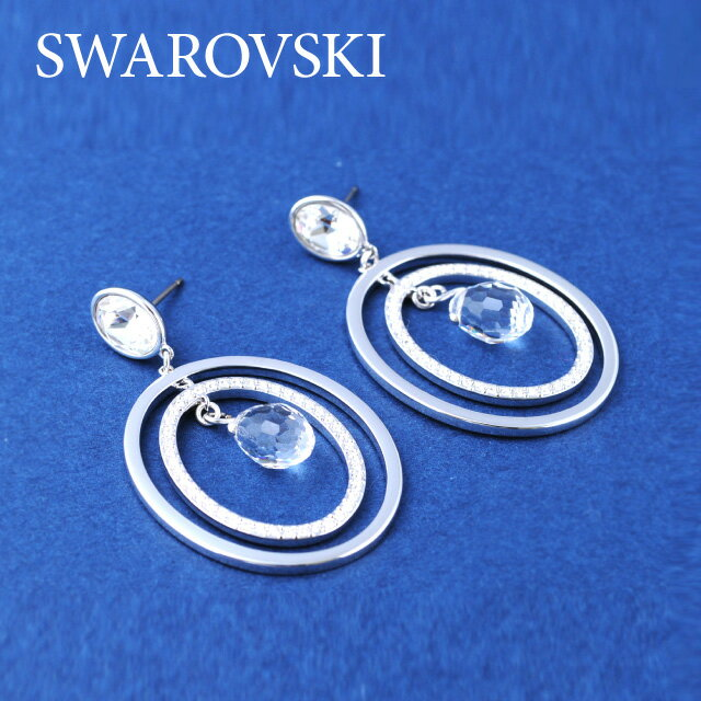 スワロフスキー ピアス SWAROVSKI MASCARA 1070045 クリスタル ガラス ジュエリー アクセサリー レディース 結婚式 二次会 パーティー