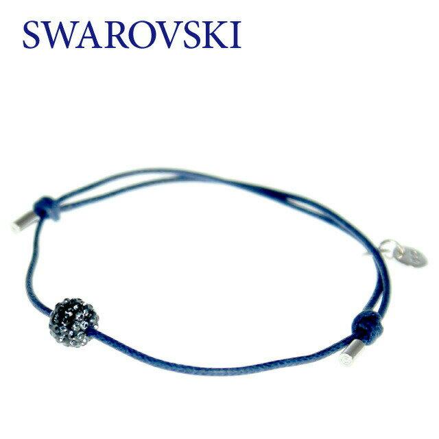 スワロフスキー ブレスレット SWAROVSKI LUCKY YOU BRAC BALL 1072040 クリスタル コードブレスレット 紐 ガラス ジュエリー アクセサリー レディース 結婚式 二次会 パーティー