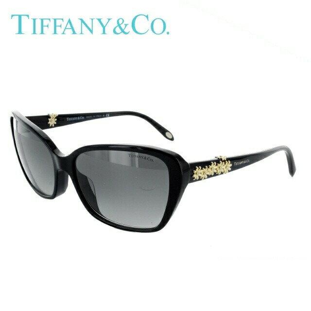 ティファニー サングラス Tiffany&Co. TF4069BA 80013C レディース 女性 ブランドサングラス メガネ UVカット カジュアル ファッション 人気