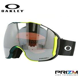オークリー ゴーグル エアブレイク XL OAKLEY 2019-2020モデル プリズム ミラーレンズ レギュラーフィット AIRBRAKE XL OO7071-38 男女兼用 メンズ レディース スキーゴーグル スノーボードゴーグル スノボ