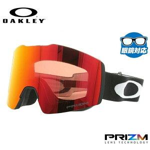 【眼鏡対応】オークリー ゴーグル フォールラインXM OAKLEY 2019-2020モデル プリズム ミラーレンズ レギュラーフィット FALL LINE XM OO7103-11 男女兼用 メンズ レディース スキーゴーグル スノーボー