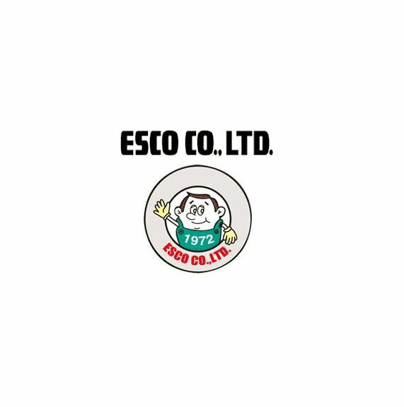 エスコ ESCO チューブクリーナー(エアー駆動式) EA115G-10