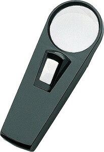 シンワ ルーペ E 50mm 3倍 ライト付 75761