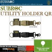 SUBROC(サブロック)UTILITYHOLDERQR(ユーティリティホルダーQR)COYOTEBROWNorBLACK