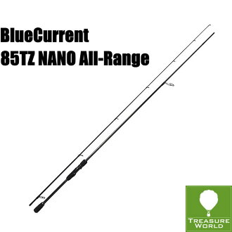 ●2016 New Model●YAMAGA Blanks(高潮蛾空白)  BlueCurrent(藍色電流)  85/TZ NANO All-Range[分類:誘餌釣魚]02P03Sep16