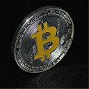 ビットコイン 仮想通貨 イエロー シルバー 黄色