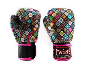 TWINS グローブ 8oz 10oz 12oz ピンク 正規品 キックボクシング ムエタイ 空手 ボクシング テコンドー 総合格闘技