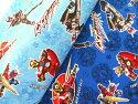 """【送料無料】[キャラクター生地]""""仮面ライダージオウ""""【オックス】【夢木綿】で独占先行予約販売開始!2019年春向け最新柄入園・入学用の手作りグッズに。[布・生地][キャラクター]"""