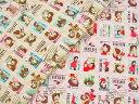 """キャラクター生地 【送料無料】""""アルプスの少女 ハイジ"""" #3 キルト 【40周年記念デザイン】 手づくりグッズにぜひ。 【布・生地】 【RCP】"""