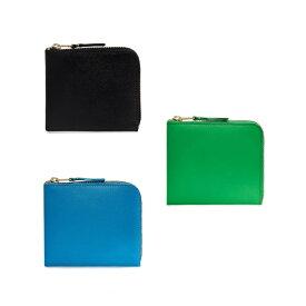 コムデギャルソン(COMME des GARCONS) SA3100 コインケース ミニ財布 Leather 長年の定番 L字 キャッシュレス ブランド