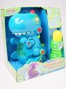 【ポイント5倍】シャボン玉 おもちゃ 電動 恐竜 バブルファン バブルダイナソー 男の子 プレゼント