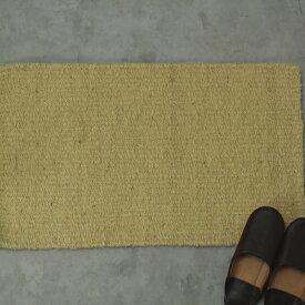 松野屋 バスマット 風呂マット 天然素材 ココマット 6032