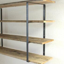 アイアン シェルフ ブラケット iron wall shelf support L
