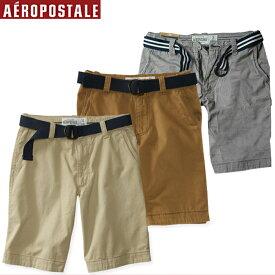 エアロポステール AEROPOSTALE メンズ 半ズボン ショート パンツ 正規 アメカジ ベージュ ブラウン グレーカジュアル アメカジ 通販