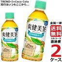 爽健美茶 PET 300ml 2ケース × 24本 合計 48本 送料無料 コカコーラ社直送 最安挑戦