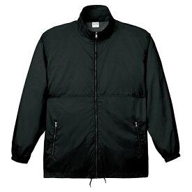 メンズ コート ジャケット アクティブコート 無地 ブラック L サイズ 033-AC