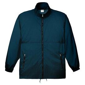 メンズ コート ジャケット アクティブコート 無地 ネイビー M サイズ 033-AC