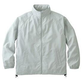 メンズ ジャケット フードインコート 無地 シルバーグレー L サイズ 049-FC