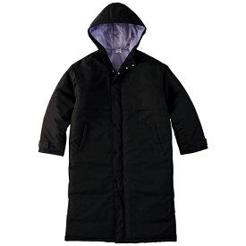 メンズ ビックサイズ 大きいサイズ コート ジャケット ベンチコート 無地 ブラック XL サイズ 230-ABC