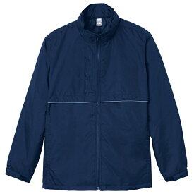 メンズ ジャケット コート リフレクスポーツコート 無地 ネイビー L サイズ 233-RBC
