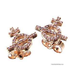 ヴィヴィアンウエストウッド Vivienne Westwood ピアス Wilba Earring BE626605/3 【あす楽】