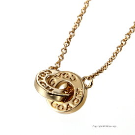 COACH コーチ ネックレス Open Circle Necklace ペンダント 91441 GLD